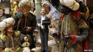 Julian Assange nativity